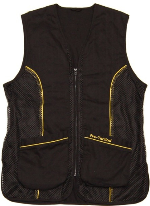 Max-Hunter Clay Target Shooting Vest - ALL SIZES