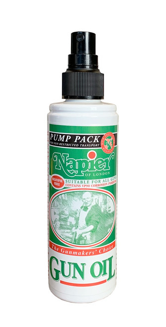 Napier Gun Oil - 175ml Pump Spray
