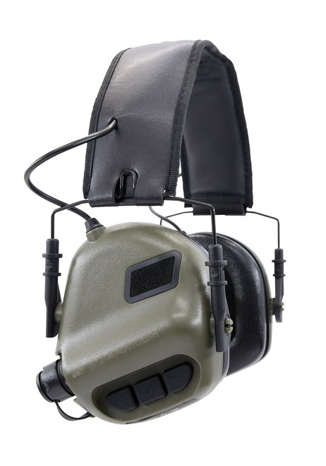 Earmor M31 Electronic Ear Muffs - Foliage Green
