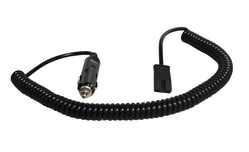 Max-Lume Revolution Curly Cord with Cigarette Lighter Plug Attachment