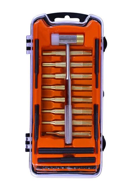 27pc Screwdriver, Hammer and Punch Set Gunsmithing Kit