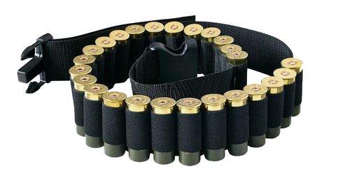 Max-Hunter 20 Round Ammo Belt - 12 Gauge