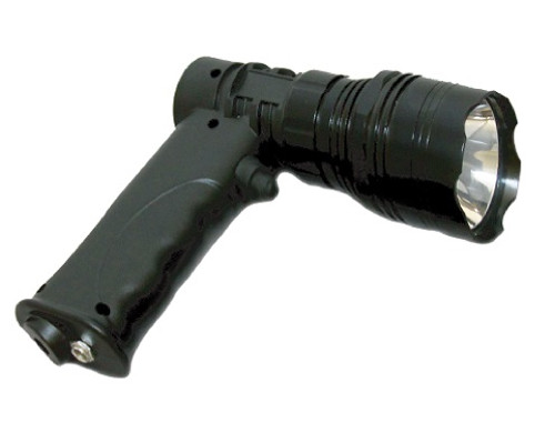 Max-Lume Hand Held Slim-Line Rechargeable Spotlight 800 Lumens