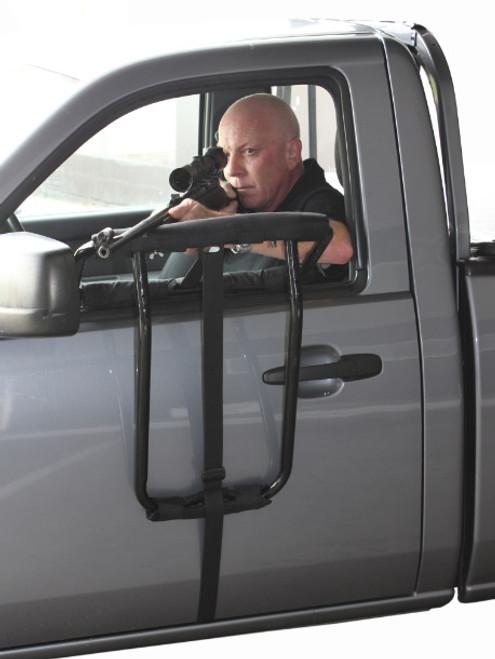 Max-Hunter Ultimate Door Mounted Shooting Rest