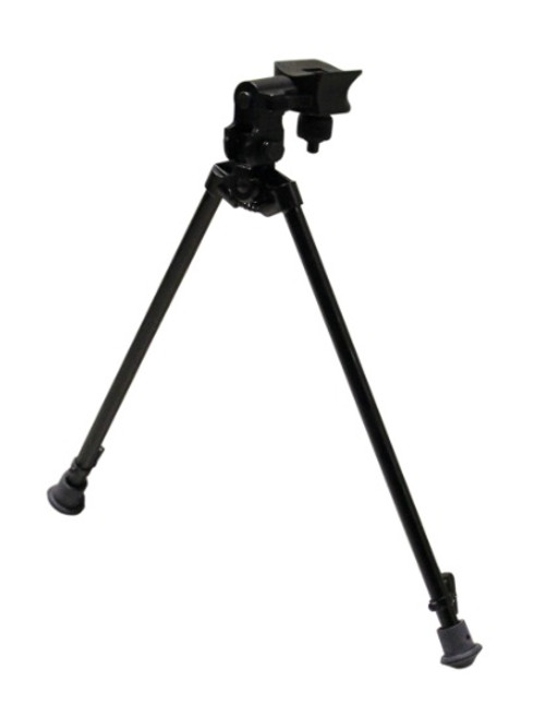 "Versa-Pod Model 3 Standard 15-23"" Bipod - Rubber Feet"
