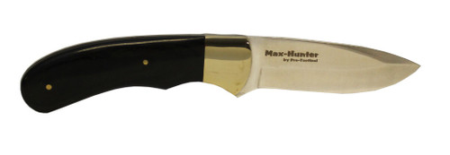 "Max-Hunter Drop Point Skinning Knife - 3.5"" Blade"