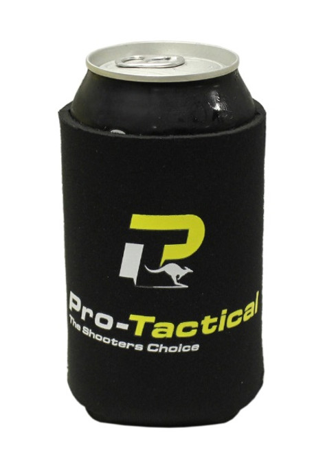 pro tactical stubby cooler promotional