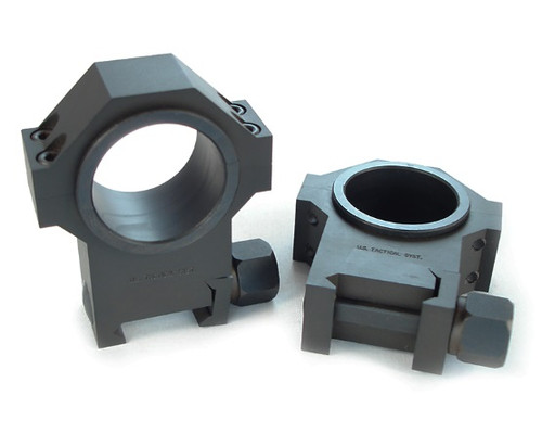 "USTS 30mm 1"" Scope Rings 1.270"" Medium"