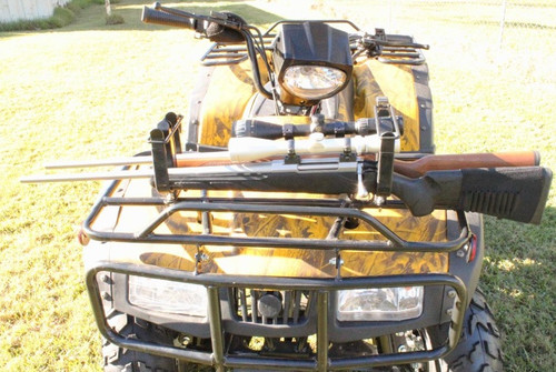 Double Quad Bike Gun Rack
