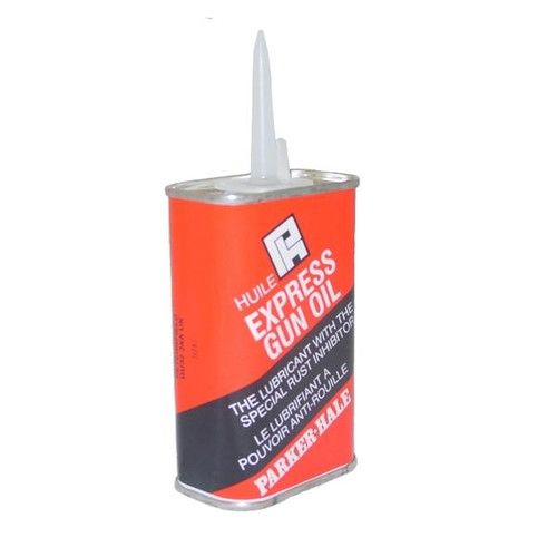 Parker Hale Express Gun Oil Drop Tin 125ml