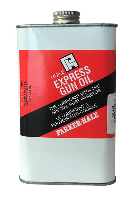 Parker Hale Express Gun Oil Tin 500ml