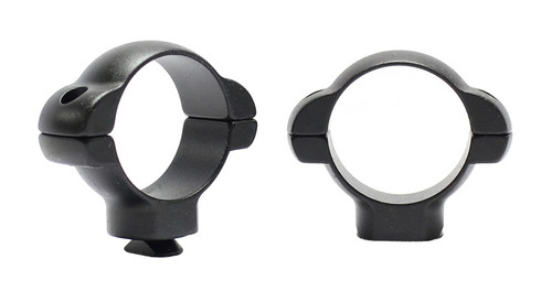 Pecar Optics 30mm Rings Low Turn In Style Steel