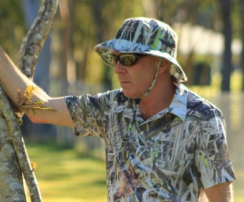 Max-Hunter Koorangie Camo Hunting Boonie Hat