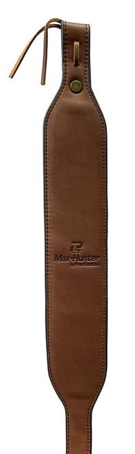 Max-Hunter Big Game Traditional Leather Gun Sling
