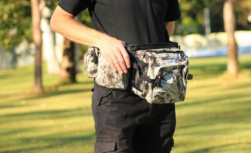 "Max-Hunter ""Ranger"" Camo 6 Pocket Belt Bag"