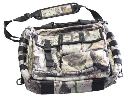 """Max-Hunter """"Chief"""" Tactical Laptop Carry Bag Camo"""