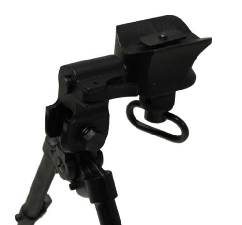 """Versa-Pod Model 2 Tactical 9-12"""" Bipod M16A2 Lower Handguard Adapter"""