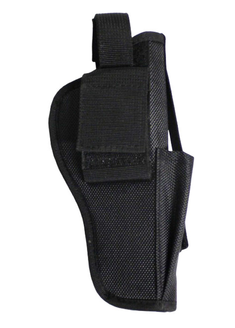 Max-Comp Ambidextrous Hip Holster with Mag Pouch