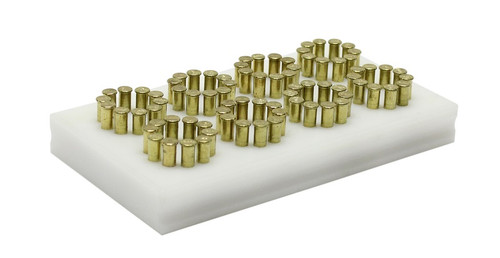 Max-Guard .22LR Reloading Bench Block 80 Rounds