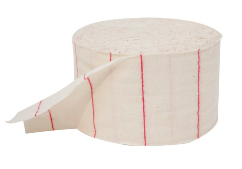 "Parker-Hale 4x2"" Cleaning Cloth Roll - 50 Yards"