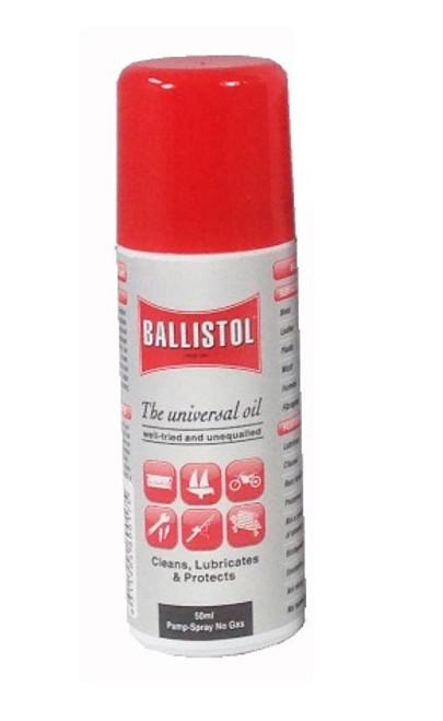 Ballistol Lubricant & Gun Oil 50ml Pump Spray