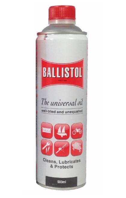 Ballistol Lubricant & Gun Oil 500ml Tin