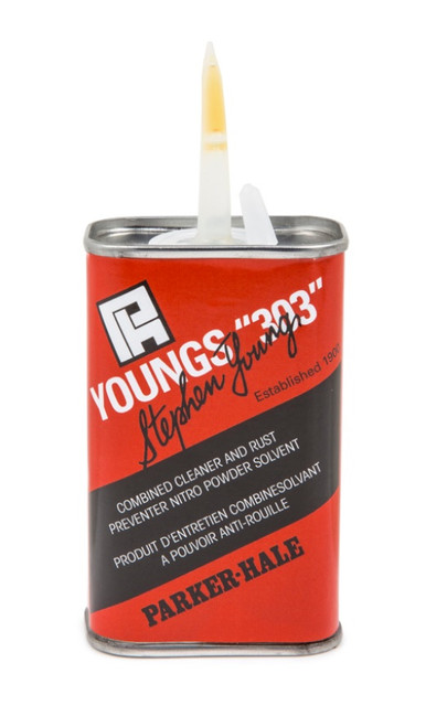 Parker Hale Youngs 303 Oil Cleaner - 125ml