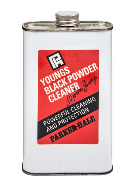 Parker Hale Youngs Black Powder Cleaner - 500ml