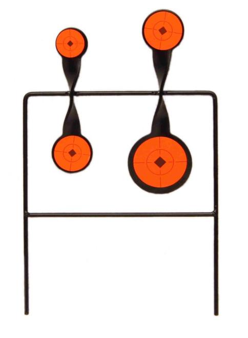 spinner rimfire target duplex shooting practice fun 22