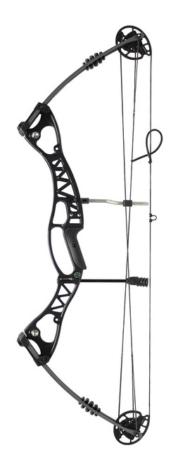 C106 Compound Bow 40-60lbs Black