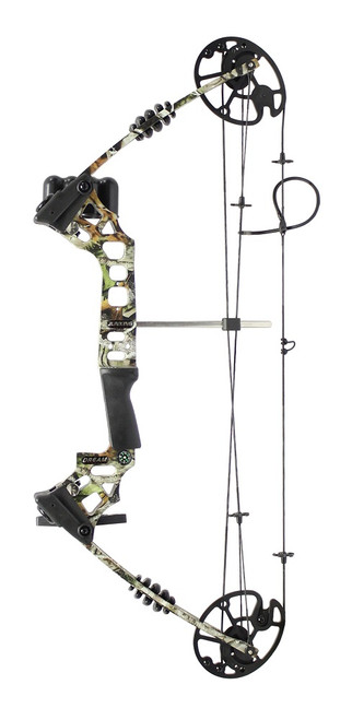 C120 Compound Bow 20-70lbs Camo