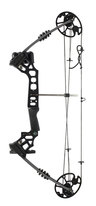 C120 Compound Bow 20-70lbs Black