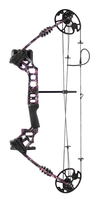 C120 Compound Bow 20-70lbs Pink Camo