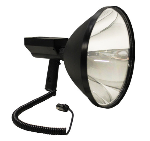 Max-Lume Hand Held 300mm 75w HID Spotlight - 7000 Lumens