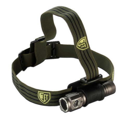 JETBeam H10A LED Head Lamp - 320 Lumens
