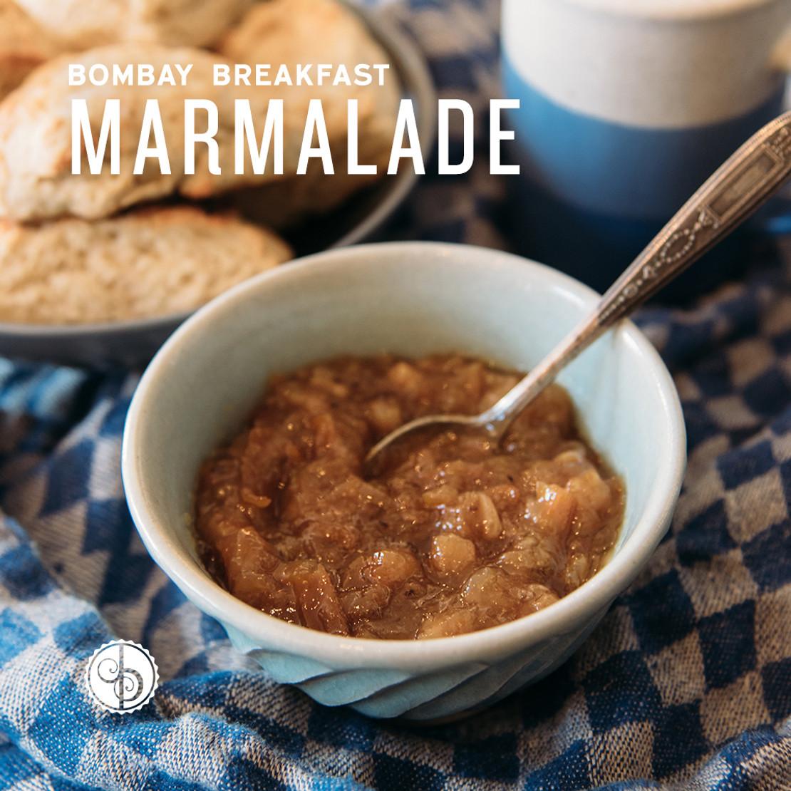 Bombay Breakfast Marmalade
