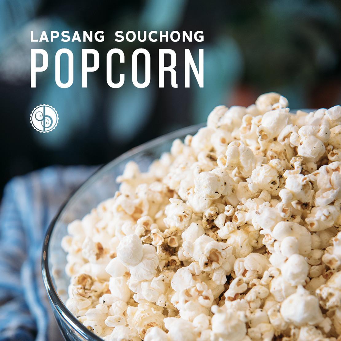 Lapsang Souchong Popcorn