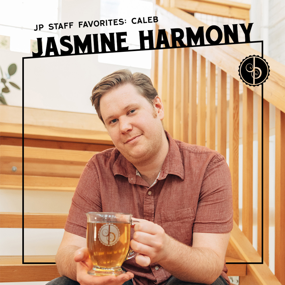 Staff Favorites: Caleb and Jasmine Harmony