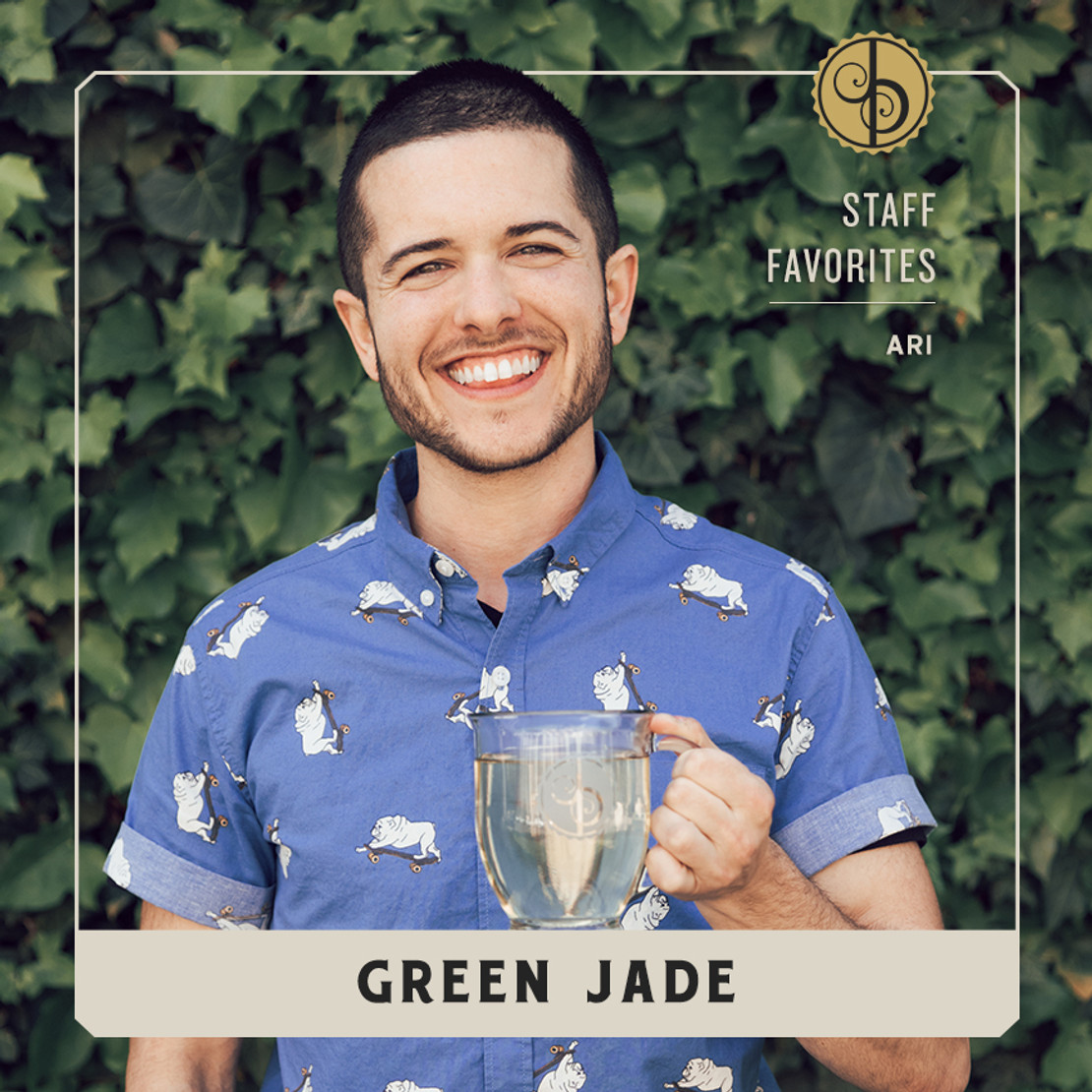 Staff Favorites: Ari & Green Jade