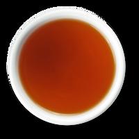 Assam loose leaf black tea brew from The Jasmine Pearl Tea Co.