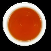 Ceylon loose leaf black tea brew from The Jasmine Pearl Tea Co.