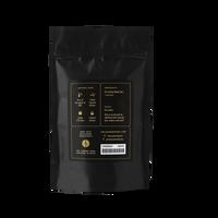 2 oz. packaging for Ceylon loose leaf black tea from The Jasmine Pearl Tea Co.