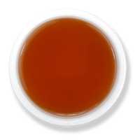 Cocoa Deluxe loose leaf black tea brew from The Jasmine Pearl Tea Co.