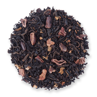 Cocoa Deluxe loose leaf black tea from The Jasmine Pearl Tea Co.
