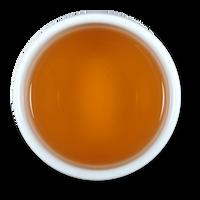 Darjeeling loose leaf black tea brew from The Jasmine Pearl Tea Co.