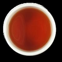 English Breakfast loose leaf black tea brew from The Jasmine Pearl Tea Co.