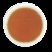 Keemun loose leaf black tea brew from The Jasmine Pearl Tea Co.