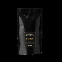1 lb. packaging for Keemun loose leaf black tea from The Jasmine Pearl Tea Co.