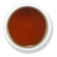 Yunnan organic loose leaf black tea brew from The Jasmine Pearl Tea Co.