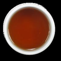 Yunnan loose leaf black tea brew from The Jasmine Pearl Tea Co.